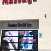 Summer Health massage