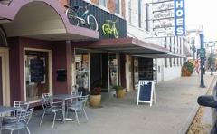 Katy Trail Coffee Shop