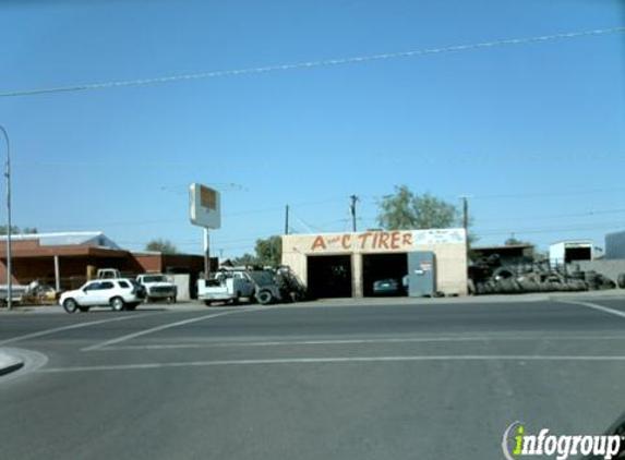 A & C Tire - Tolleson, AZ