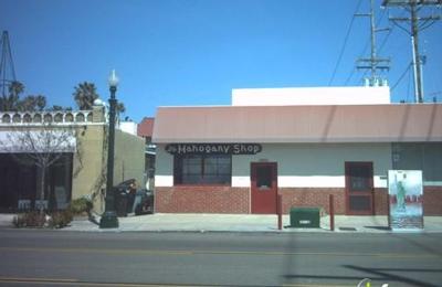 Mahogany Shop Inc. - San Diego, CA