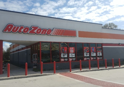 Autozone Auto Parts 601 N Mustang Rd Mustang Ok 73064 Yp Com