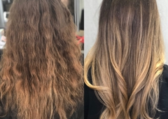 EYMA Salon And Spa - Bethesda, MD. Hair by Evelin