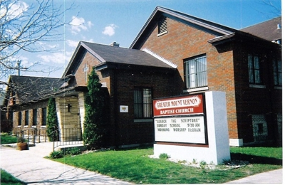 Greater Mount Veron Baptist Church - Chicago, IL