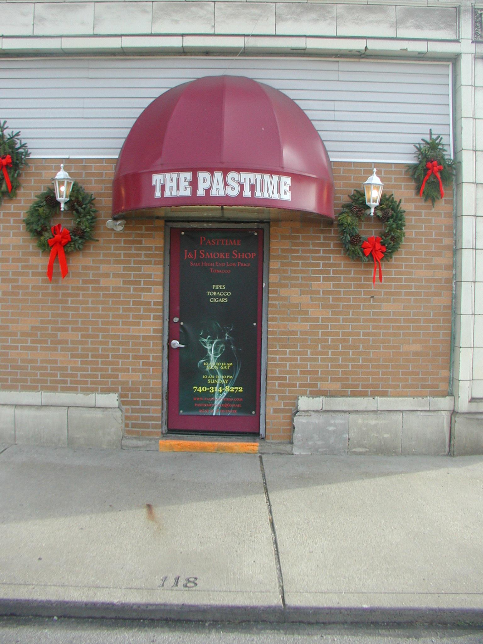 Pastime Arcade Steubenville Oh