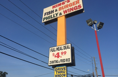KINGS FISH AND WINGS - Union City, GA