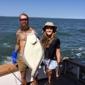 Sea Sprite Sport Fishing - Old Saybrook, CT. Fluke for the girls!!