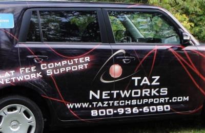 Taz Networks - Brighton, MI