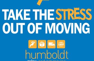 Humboldt Storage U0026 Moving   Canton, MA