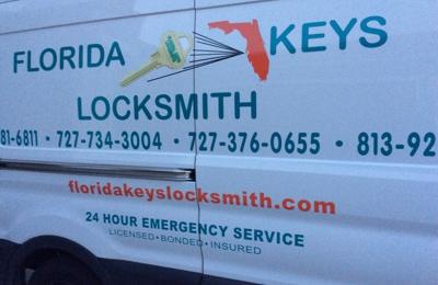 Florida Keys Locksmith Inc. – Pinellas - Palm Harbor, FL