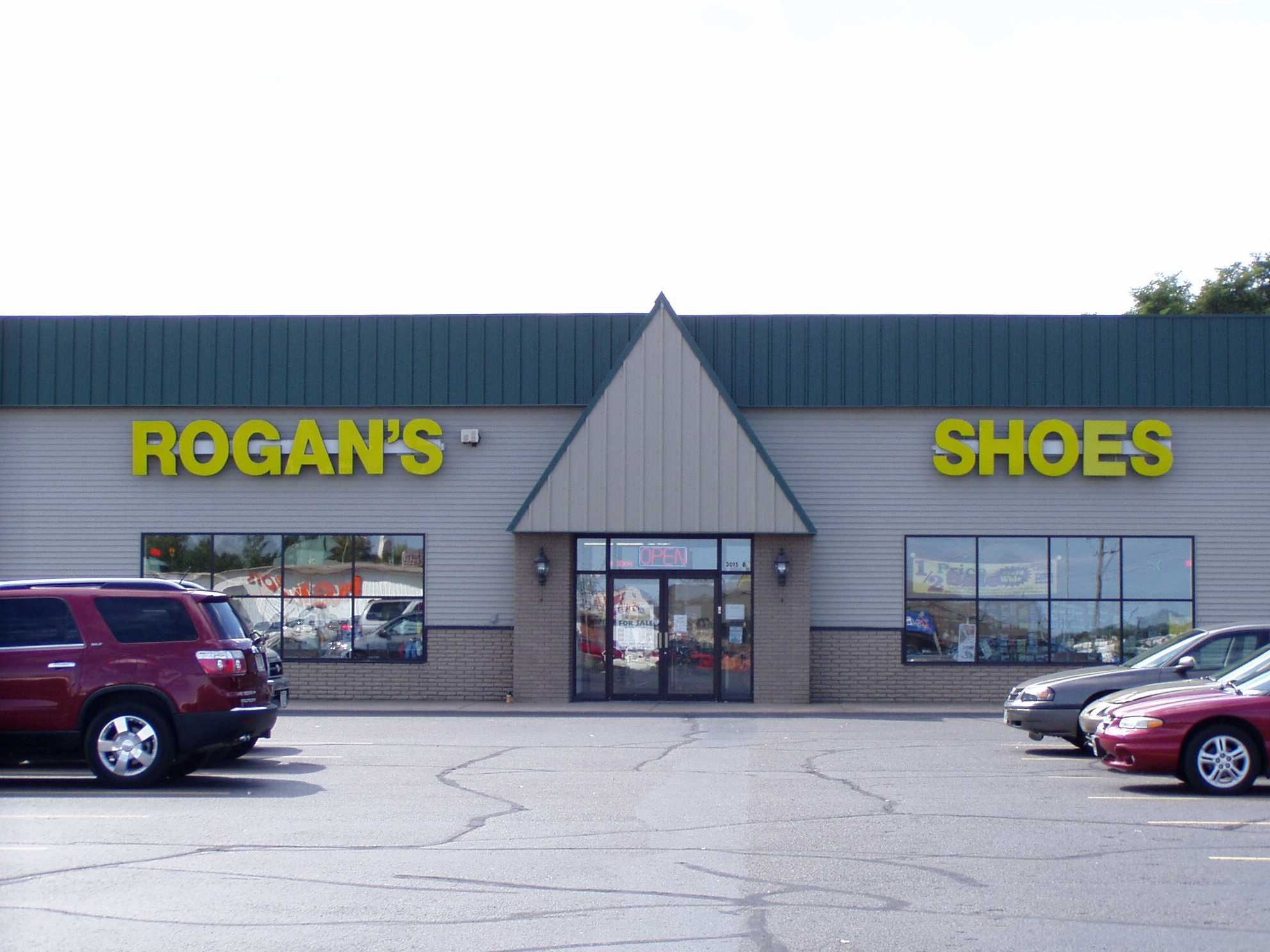 Rogan S Shoes Eau Claire Wi