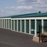 Lyons Self Storage - Spokane, WA. Wide paved drive-up Access