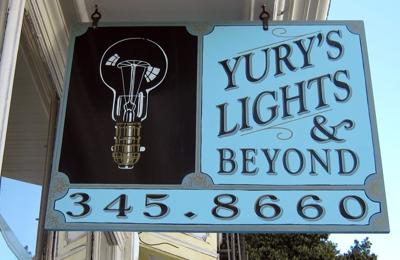 Yury's Lights & Beyond - San Francisco, CA