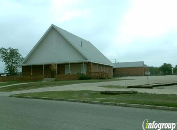 South Memorial Christian Church - San Antonio, TX