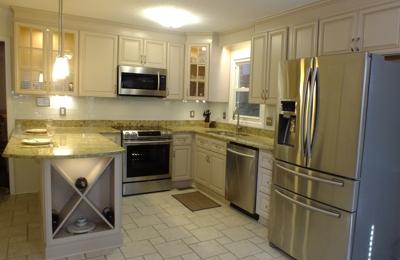 J Kitchen Cabinets Fayetteville Nc