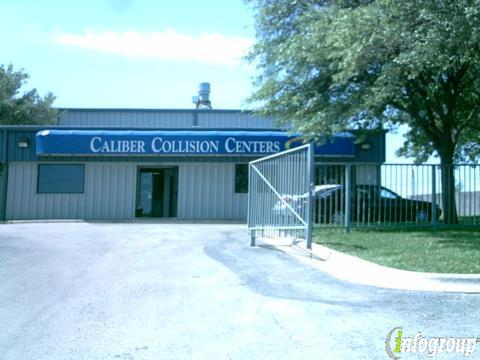 Caliber Collision Center 109 E Braker Ln Austin Tx 78753