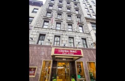 Clarion Hotel Park Avenue - New York, NY