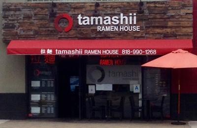 Tamashii Ramen House - Sherman Oaks, CA. Tamashii Ramen House