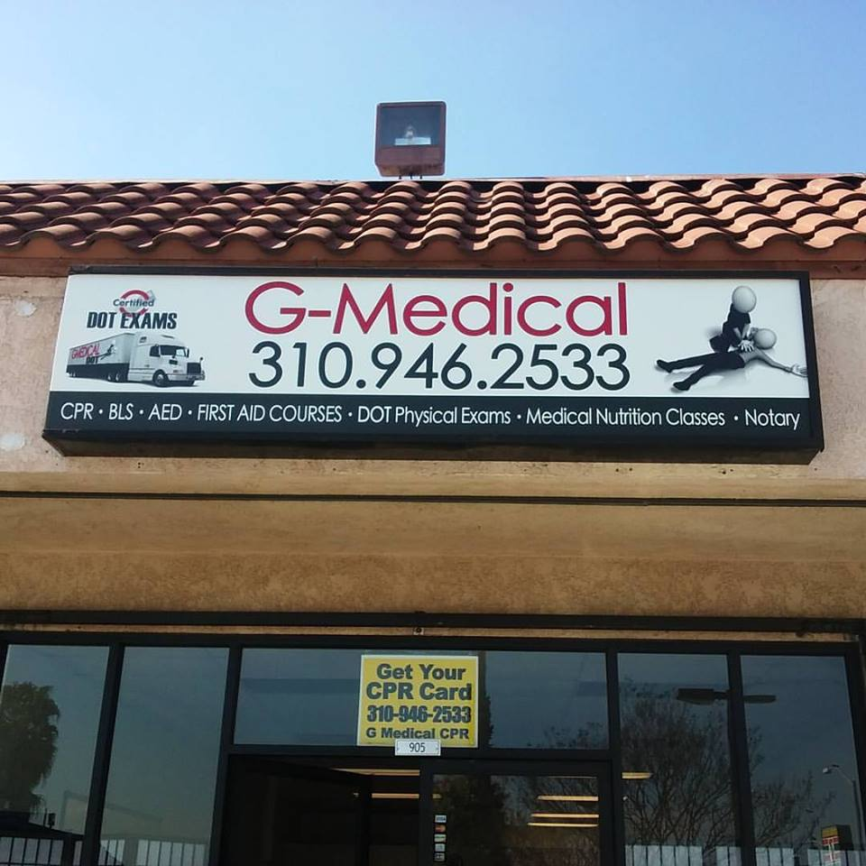 G medical cpr 905 s prairie ave ste d inglewood ca 90301 yp 1betcityfo Image collections