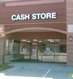Cash Store - Plano, TX