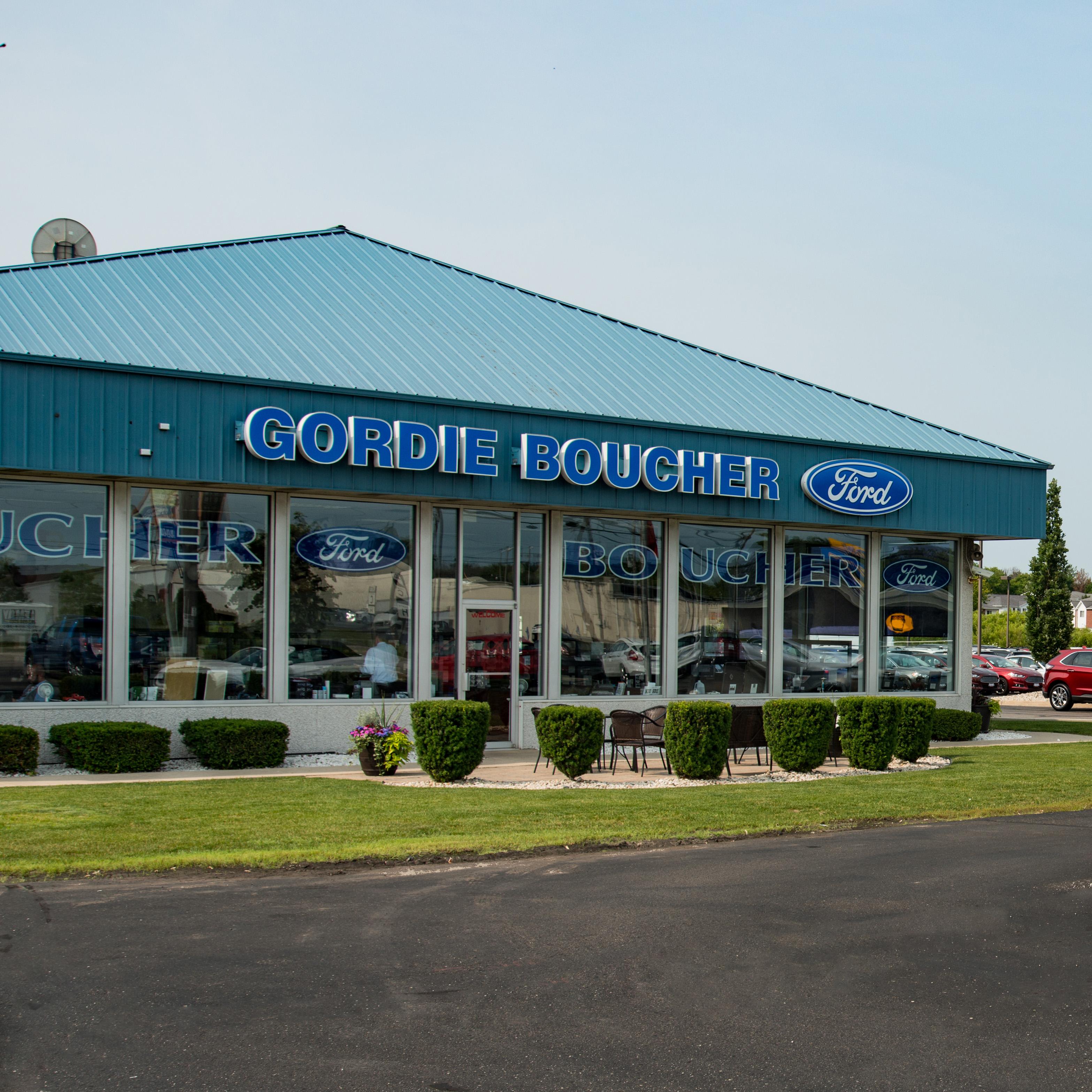 Gordie Boucher Ford >> Gordie Boucher Ford Of Kenosha 8301 75th St Kenosha Wi