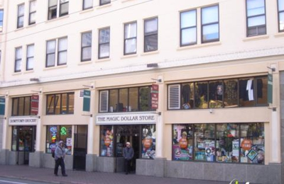 Magic Dollar Store - San Francisco, CA