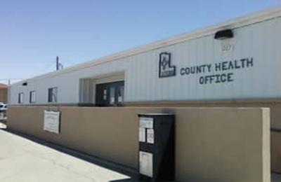 Otero Public Health - Alamogordo, NM