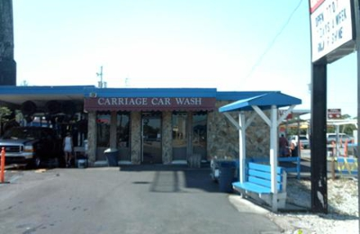 Carriage Car Wash - Tampa, FL