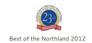 Best of Northland 2012