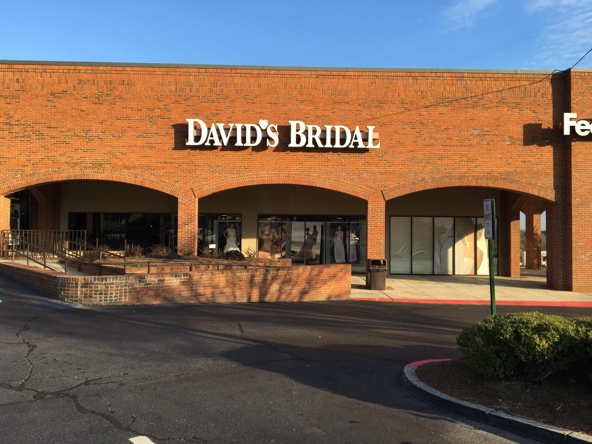 David's Bridal 440 Ernest W Barrett Pkwy NW Ste 36, Kennesaw