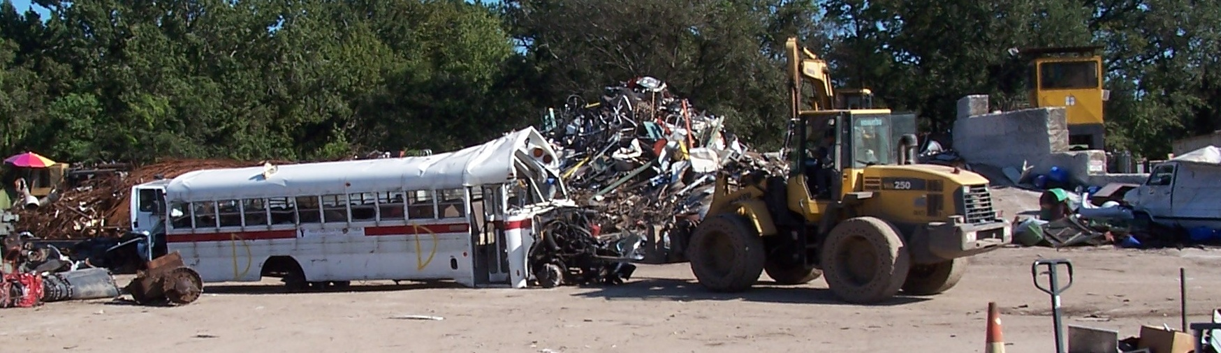 419 Metal Amp Auto Recycling Inc 600 Old Sanford Oviedo Rd