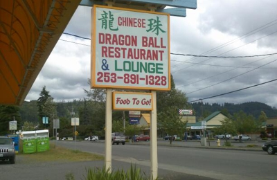Dragon Ball Restaurant - Sumner, WA