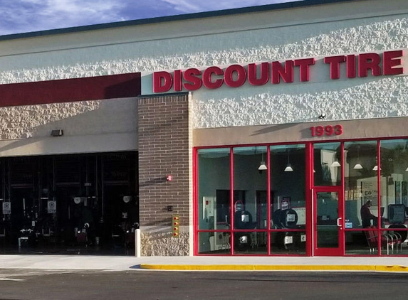 Discount Tire - Clearfield, UT