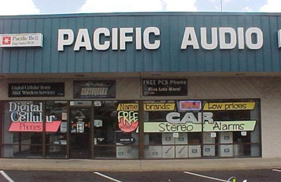 Pacific Audio - Citrus Heights, CA