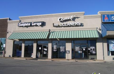 Comet Cleaners - Dallas, TX