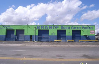 Branif Used Volkswagen Parts 3641 NW 46th St, Miami, FL