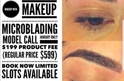 Wake up with Makeup Permanent Makeup - Mount Dora, FL