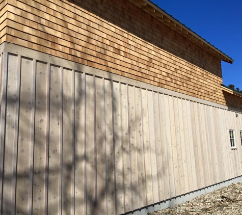 Taylor Forest Products Incorporated - Pembroke, MA. STK Red Cedar Board 7 Batten by Taylor Forest Products MA