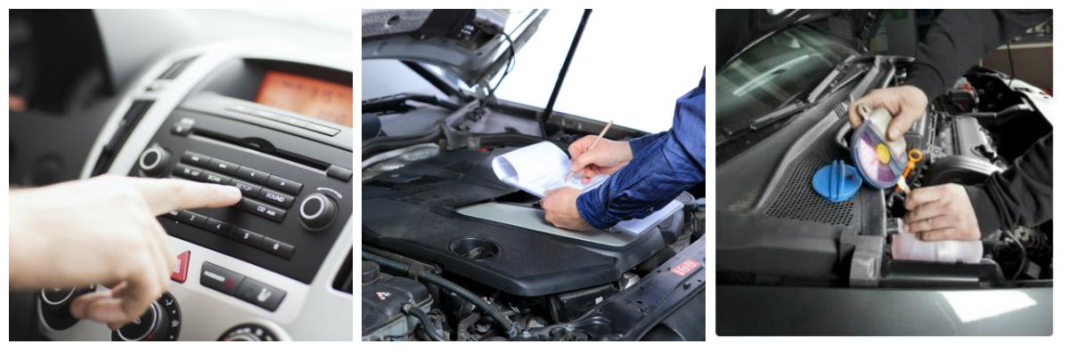 auto radiator aircondition