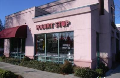 Yogurt Stop - Menlo Park, CA