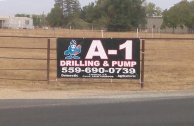 A-1 Drilling and Pump - Lindsay, CA