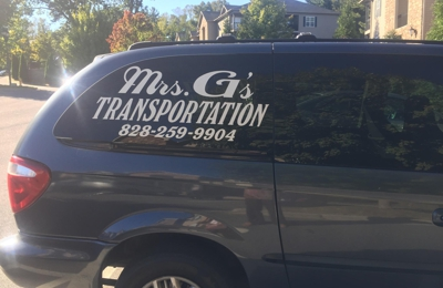 Mrs. G's Transportation - Asheville, NC