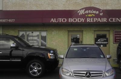 Marino's Auto Body Repair Ctr - Beverly, NJ