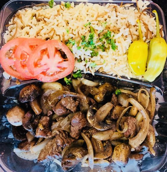 Andy's Mediterranean Grille - Cincinnati, OH