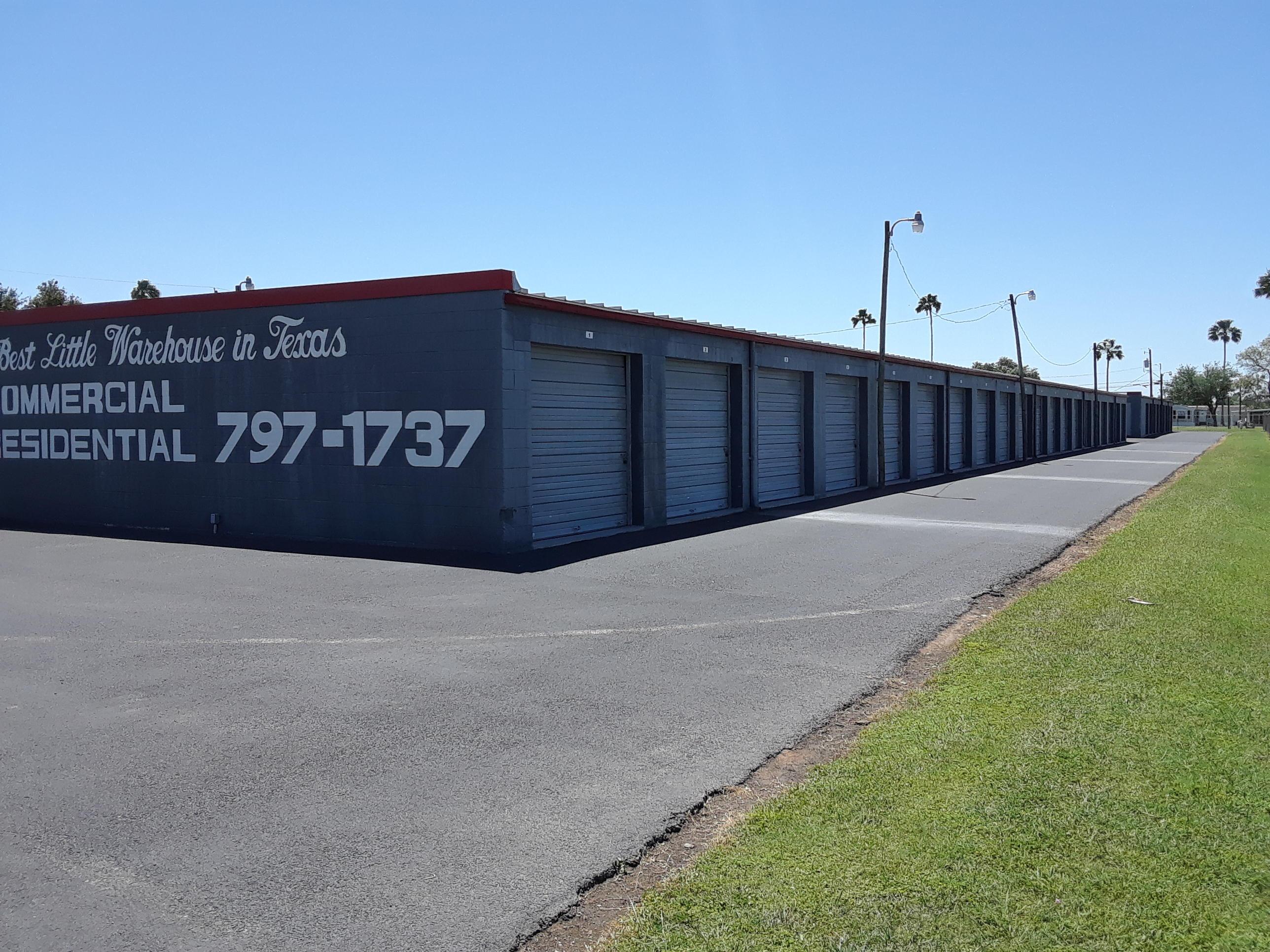 storage units harlingen tx