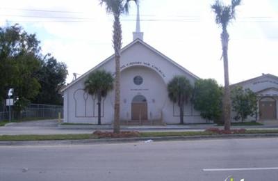 New Mount Calvary Missionary Baptist Church - Miami, FL