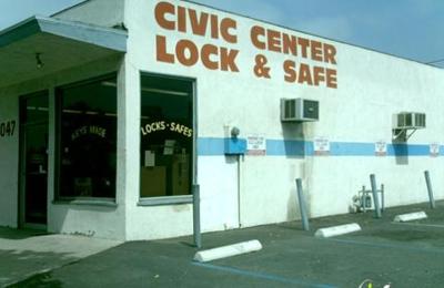 Civic Center Lock & Safe - Santa Ana, CA