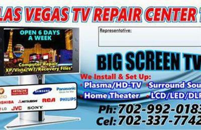 Las Vegas TV Repair Center 3050 E Desert Inn Rd, Las Vegas