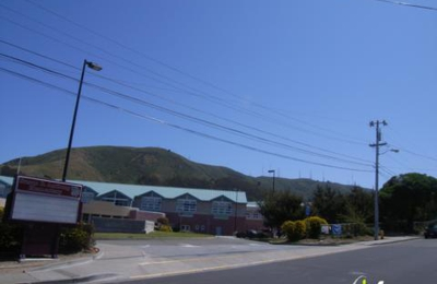 Susan B. Anthony Elementary - Daly City, CA