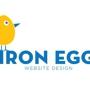 Iron Egg Website Design