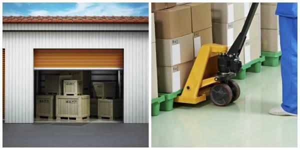 Self Storage Services - Riverside Storage - Riverside - CA